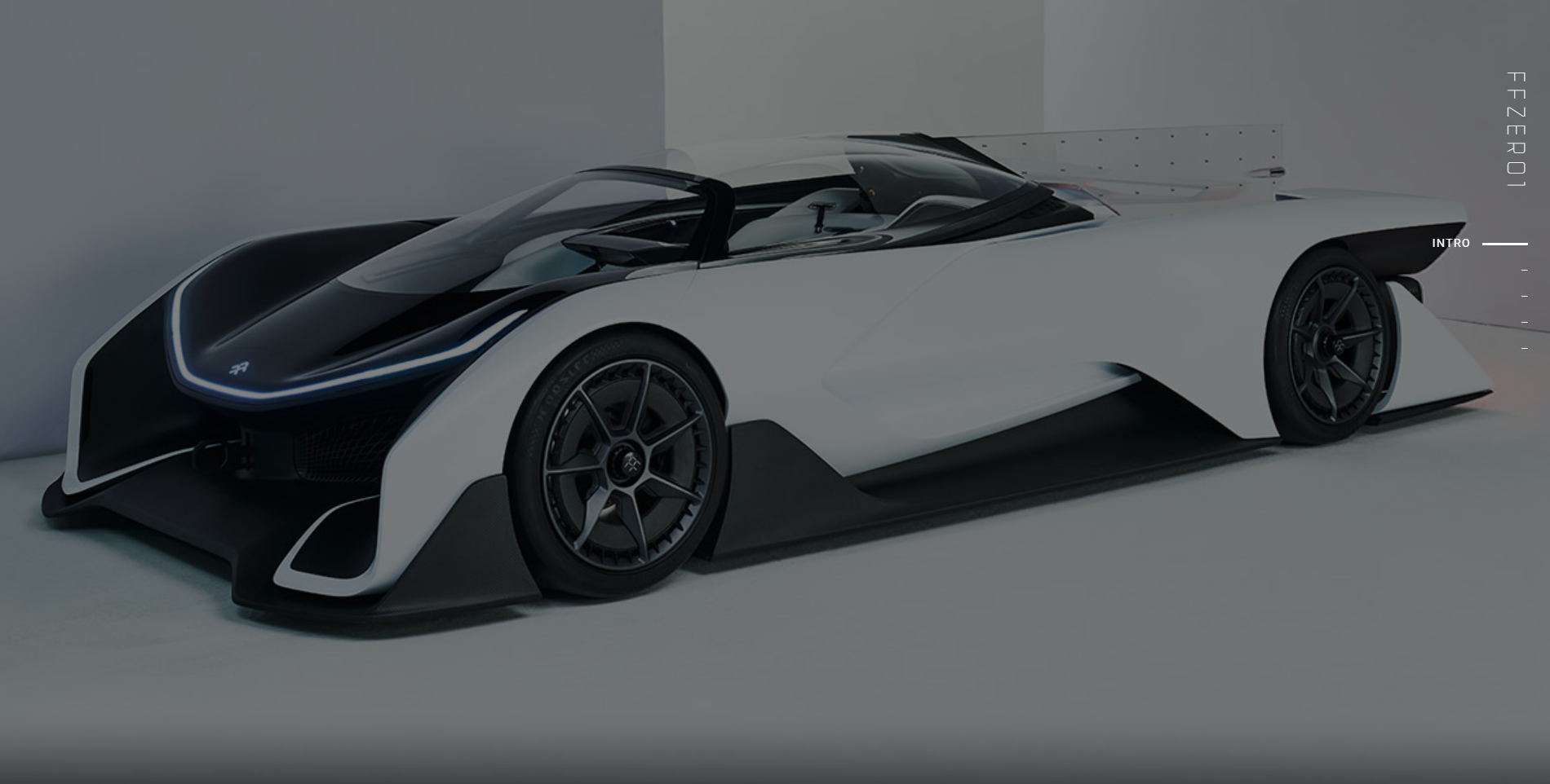 Faraday Future FFZERO1 EV