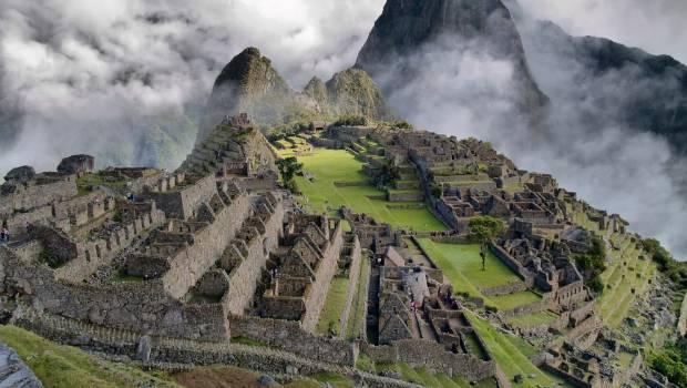 マチュピチュ、ペルー